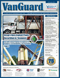 Busy Asphalt Plants Recertified As 'Diamonds'